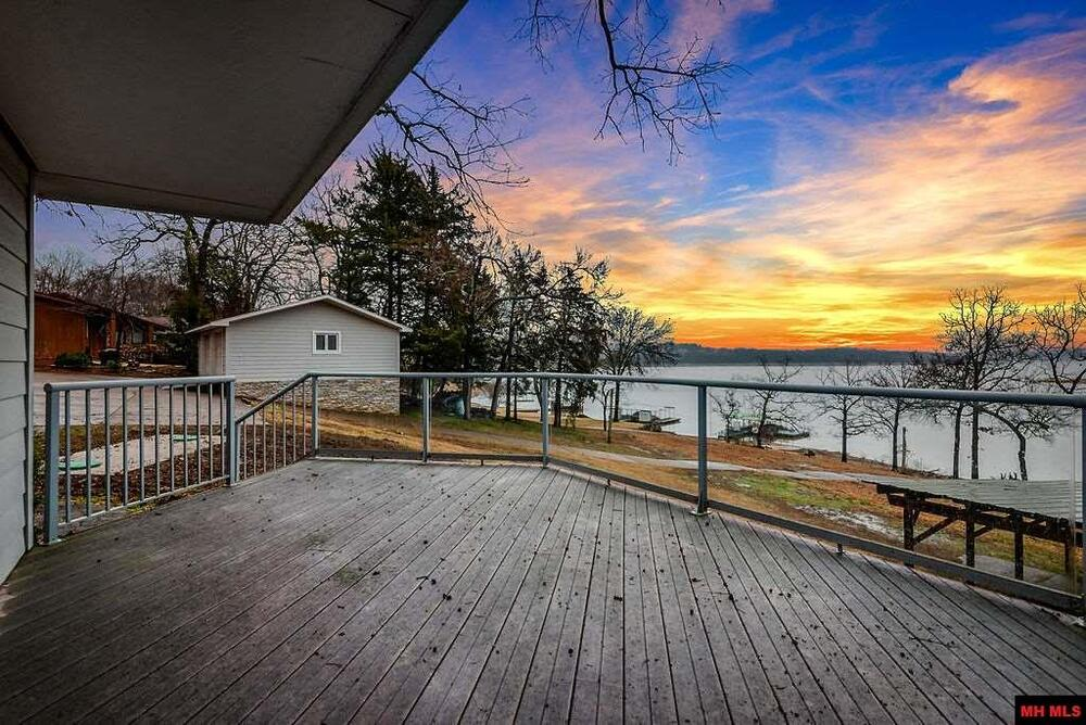 Mallard Point Circle Living Room Back Deck 2nd view